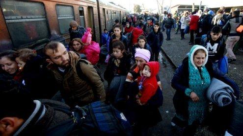 Balkanroute soll dicht werden – EU-Staaten helfen Mazedonien