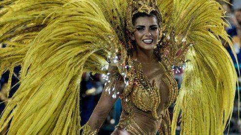 Lebenslust in Brasilien: Karneval in Rio erreicht seinen Höhepunkt