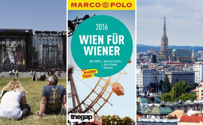 Der Cityguide verrät die besten Adressen und Insider-Tipps Wiens.