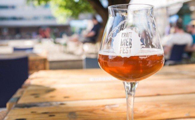 2016 finden zwei Craft Bier Feste in Wien statt.