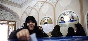 Stichwahl im Iran: Reformer hoffen auf weiteren Erfolg