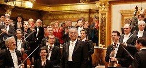 Seine Wiener feierten Zubin Mehta zum 80. Geburtstag