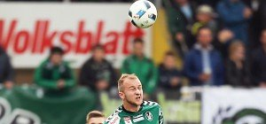 Ried-Mittelfeldspieler Trauner erlitt Kreuzbandriss