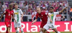 FC Bayern verpasste mit 1:1 vorzeitige Titelverteidigung