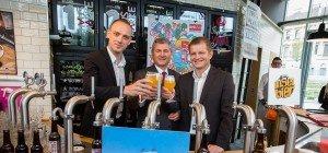 Passionsfrucht, Ananas und Pinie: Das offizielle Bier zum DIF 2016