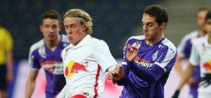 Vorerst letztes Derby zwischen Austria Salzburg und FC Liefering