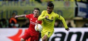 Später Villareal-Sieg gegen Liverpool – Donezk und Sevilla trennen sich 2:2