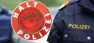 Einbruchsserie in Mödling: Täter festgenommen