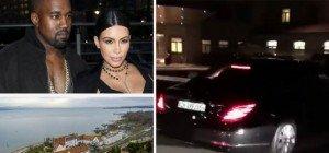 Hier checkt Kanye West im Hotel Kaiserstrand ein
