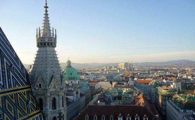 VIENNA.at hat sich auf die Suche nach den Lokalen mit den besten Aussichten über Wien gemacht.