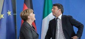 Merkel, Renzi und Juncker gegen Österreichs Brenner-Pläne