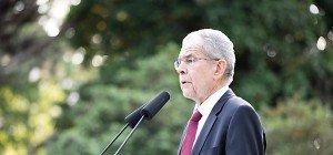 Van der Bellen bekräftigte: Kein Regierungs-Auftrag für FPÖ