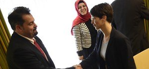 AfD-Vize kritisiert Frauke Petry wegen Treffen mit Muslimen