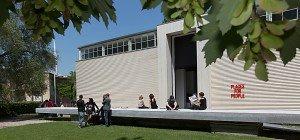 Österreich-Pavillon als Außenstelle bei Architekturbiennale