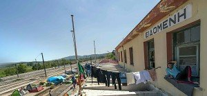 Wieder Züge zwischen Griechenland und Mazedonien