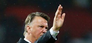 Manchester United beurlaubte Trainer van Gaal
