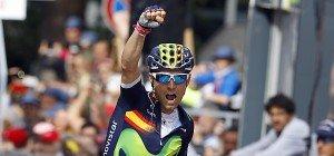 Giro-Premierensieg für Valverde – Kruisjswijk weiter in Rosa