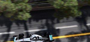 Australier Ricciardo im Red Bull in Monaco Tagesschnellster