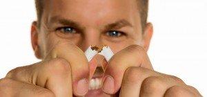 Umfrage zeigt: Mit Rauchen aufhören stresst fast so stark wie Scheidung
