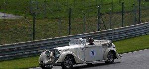 Gaisbergrennen: Oldtimer-Treffen am Salzburgring