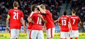 EM-Testspiel: Österreich besiegt Malta 2:1