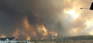 Kanada evakuiert 80.000-Einwohner Stadt wegen Waldbränden