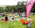 """""""Girls only"""" beim bereits 11. Mädchenpicknick im Wiener Stadtpark"""