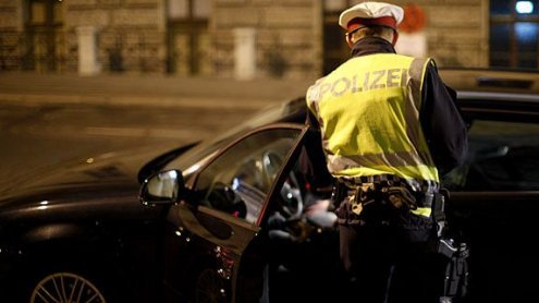 Verkehrskontrolle auf der Wiener Nordbrücke: Über 150 Vergehen
