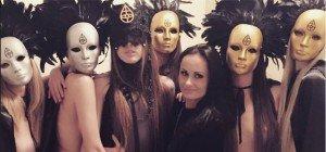 Hollywood's heißeste Erotik-Partys werden von einer Deutschen veranstaltet