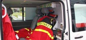 Pensionist stürzt in Hittisau in Bachbett und stirbt