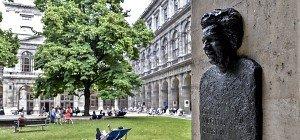 Arkadenhof der Uni Wien beherbergt nun auch Frauen-Denkmäler