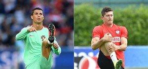 """""""Minimalisten"""" Portugal und Polen eröffnen Viertelfinale"""