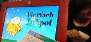 Gewinner aus Wien, NÖ und Vorarlberg teilen sich Lotto-Vierfachjackpot