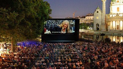 Kino unter Sternen beginnt heute
