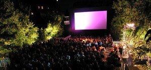 Kino wie noch nie: Auftakt für das <br>Sommerkino im Wiener Augarten