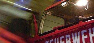 Kellerbrand in Floridsdorf: 15 Menschen verletzt, darunter fünf Tage altes Baby