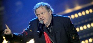 Sänger Meat Loaf brach bei Konzert auf der Bühne zusammen