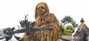 Star Wars Day im Böhmischen Prater versammelt die Science Fiction-Fans