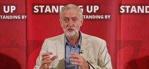 Großbritanniens Labour-Parteibasis wendet sich von Corbyn ab