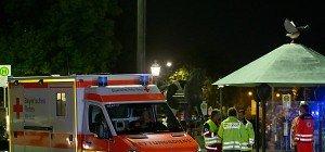 Zahlreiche Verletzte nach Bombenanschlag in Bayern