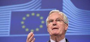 """Juncker ernannte Franzosen Barnier zum """"Mr. Brexit"""""""