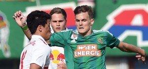 Offiziell: Stefan Stangl wechselt von Rapid zu Salzburg