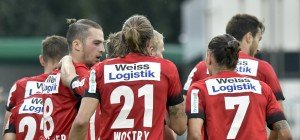 Europa-League-Quali: Admira will auch Slovan Liberec dominieren
