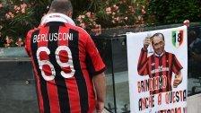 Berlusconi will AC Milan an Chinesen verkaufen