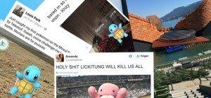 """Die verrücktesten """"Pokemon Go""""-Fundorte"""