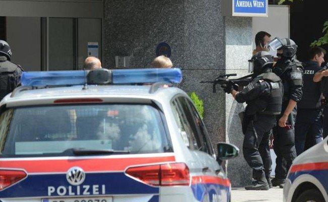 Ein Wiener Hotel wurde nun umstellt.