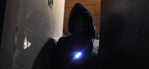 Einbrecherin in Floridsdorf auf frischer Tat ertappt