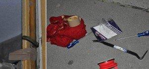 Einbrecher in Wien-Landstraße versteckte sich unter geparktem Auto