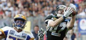 Swarco Raiders Tirol gewannen Austrian Bowl XXXII mit 51:7 gegen Giants