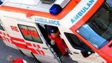 Schwer verletzt: Arbeiter von Baum gefallen